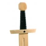Legler Dětská zbraň - Dřevěný meč Hvězdný rytíř