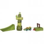 Hasbro Angry Birds Go! sestřelte věž