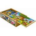 Hračky Ijáček - dřevěné hračky