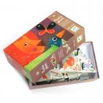 Djeco velké puzzle Promenáda 36 dílků