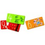 Djeco Duo puzzle čísla