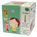 Djeco Krabičková věž Les
