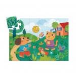 Djeco Puzzle - Pejsek 24 dílků