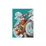Djeco Výtvarná hra Vikingové