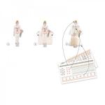 Djeco Výtvarná sada Svatební šaty