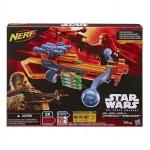 Hasbro Nerf Star Wars epizoda 7 Pistole pomocníka Chewbacca