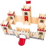 Legler Dřevěný Rytířský hrad