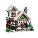 LEGO Creator 10249 Zimní obchod s hračkami