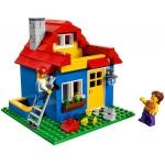 LEGO 40154 Držák na tužky domeček