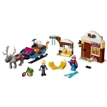 LEGO Disney Princess 41066 Anna & Kristoff's Sleigh Adventure