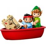LEGO DUPLO Pirát Jake 10526 Peter Pan přichází