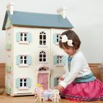 Le Toy Van Domeček pro panenky - Cherry Tree Hall