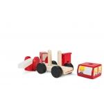 Le Toy Van Hasičské auto