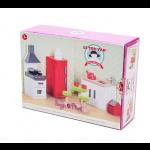 Le Toy Van kuchyňka do domečku novinka