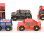 Le Toy Van Londýnský set aut