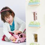 Le Toy Van Růžové auto Sophiino