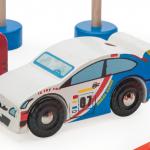 Le Toy Van silniční souprava