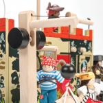 Le Toy Van Pirátská tvrz Buccaneer