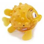 Little Tikes Svítící rybka oranžová