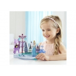 Mattel Ledové království Elsa a kluziště