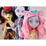 Mattel Monster High Boo York - trojice panenek Luna Mothews, Mouscedes King, Elle Eedee