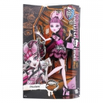 Mattel Monster High Dracualura Výměnný program