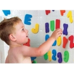 Little Tikes Písmena a čísla do vany
