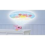 Tiny Love Cestovní projektor velryba Suzi růžová