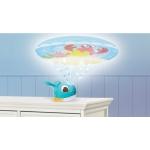 Tiny Love Cestovní projektor velryba Cody modrá
