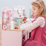 Le Toy Van Dřevěná dětská kuchyňská skříňka - dřez