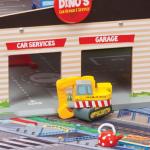 Le Toy Van  Auta na stavbu