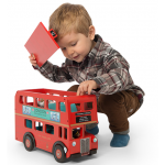 Le Toy Van Dřevěný londýnský autobus s řidičem
