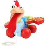 Legler Dřevěná tahací hračka Dráček