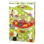 Écoiffier Zeleninový stánek pro děti