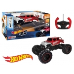Mondo Hot Wheels Truck Auto RC 1:18 červený