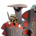 Djeco Dřevěný Dračí hrad