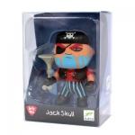 Djeco Pohyblivá figurka - Jack Skull