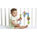 Tiny Love Sada hraček na kočárek a postýlku Crib & Stroller Sleeves