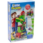 Fisher Price Little People Autodráha