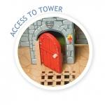 Le Toy Van Dřevěný hrad Lionheart