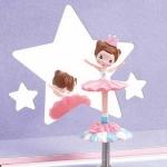 Djeco Hrací šperkovnice s balerinou