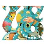 Djeco Puzzle Chobotnice 350 dílků