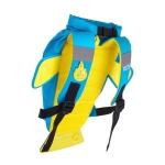 Trunki Nepromokavý batoh Tropická Rybka modrý