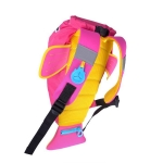Trunki Nepromokavý batoh Tropická Rybka růžový