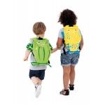 Trunki Nepromokavý batoh Štvorzubec žlutý