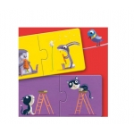 Djeco Duo puzzle - Protiklady