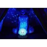 Cloud b Zářící Chobotnička modrá