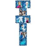 Disney Hrací podložka Frozen - pěnové puzzle 31x31 8 ks