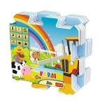 Trefl Pěnové puzzle 60697 Farma 8 ks