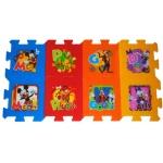 Trefl Pěnové puzzle Mickey Mouse 8 ks